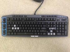 Logitech G710 Mechanical Keyboard Cherry MX Blue Switches