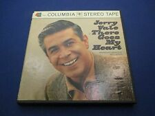 Jerry Vale Reel-to-Reel Tape Box Only, EMPTY, NO Tape, For Box Only
