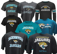 Jacksonville Jaguars NFL Men's *2 MYSTERY SHIRTS* - Multiple Sizes Available!