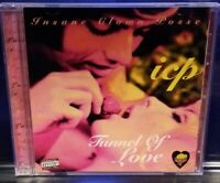 Insane Clown Posse - Tunnel of Love (Clear Case) CD psychopathic records icp
