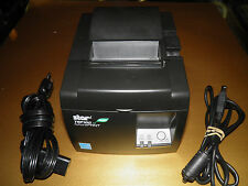 Star Micronics  TSP100ECO TSP143IIU GRY Thermal POS Receipt Printer w/ USB Cable