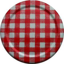 Botes y tarros de cocina color principal rojo de cocina