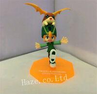 Digimon Adventure Takeru Takaishi & Patamon Figure Figurines Jouet 10cm