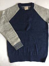 Mini Boden Navy New Sweater Boy 11-12 Years