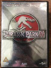 Sam Neill Tea Leoni JURASSIC PARK III ~ Dinosaur Action Sequel UK DVD 3