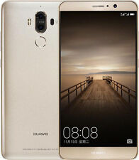 "New Imported Huawei Mate 9 Dual Sim 64GB 4GB 5.9"" 20MP+12MP 8MP Champagne Gold"
