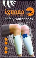 Vacation Leg Wallet Safety Sock Airport Travel Money Passport Security Hidden