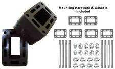 Riser Spacer Extension Block 3 Inch for Mercruiser V8 Log Style replaces 61811A4
