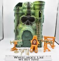 Castle Grayskull #B He-Man Mattel Masters of the Universe MOTU 1981