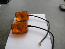 Ducati 907 IE Rear Turn Signals