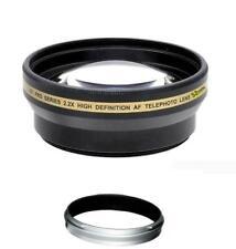 2.2x Telephoto Lens for Fujifilm X100 / X100S / X100T / X100F / X70