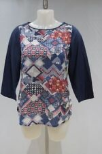 White Stuff Scoop Neck 3/4 Sleeve Tops & Shirts for Women