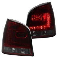 DEL Taillights Feux Arrière SET VW Polo 9N3 6R look années 05-09 rouge/fumée Set