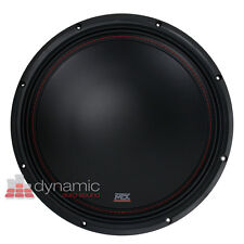 "MTX Audio 3512-02 Car Audio 12"" Sub 35 Series SVC 2 Ohm Subwoofer 500 Watts New"