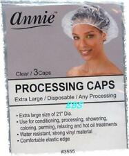 Annie Processing Cap Extra Large 3pc