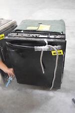 "GE GLDT690JBB 24"" Black Fully Integrated Stainless Steel Tub Dishwasher #29780"