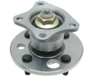 Wheel Bearing and Hub Assembly-R-Line Rear Raybestos 712018