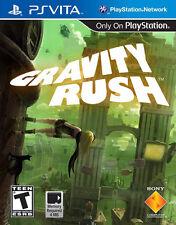 Gravity Rush PSV New PS Vita