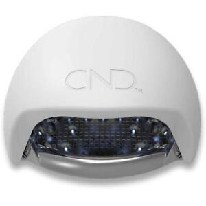 CND LED Lamp Shellac Gel Nail Dryer 5 Finger Cure Uniform Drying