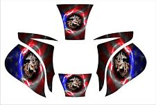 MILLER ELITE WELDING HELMET WRAP DECAL STICKER SKIN jig welding Marine Corps EGA