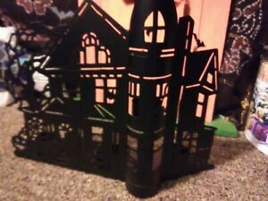 Yankee Candle Haunted House Metal Tealight Holder