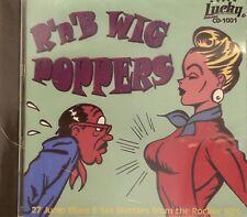 R'n'B WIG POPPERS - 27 Blues & Sax Blasters
