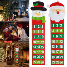 Christmas Festival Calendar Advent Countdown Calendar Wall Calendar Holiday Gift