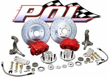 "Performance Online GM A F X Body 13"" Big Brake Conversion Kit, Fits Chevy Camaro"