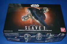 Bandai 0200638 - Slave I Star Wars  scala 1/144