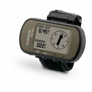 NIB Garmin Foretrex 401 GPS - Waterproof Outdoor Navigator Receiver Portable