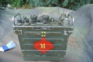 Military Radio Military radio Radio prc77 prc25 Vietnam War radio rt 505