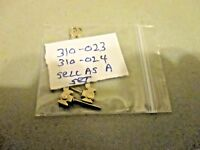 rivarossi ho scale 310-023,024 PACIFIC VALVE GEAR 1PAIR LEFT&RIGHT NEW/OLD STOCK