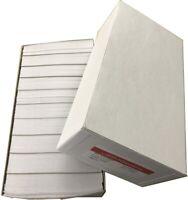Box of 1000 Glassine Envelopes #3 - 4 1/4 x 2 1/2 - Acid Free and pH Neutral