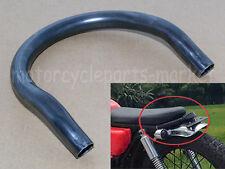"1"" Tube Racer Upswept Kick Up Seat Hoop Loop For Honda CB 750 550 500 CC 230mm"