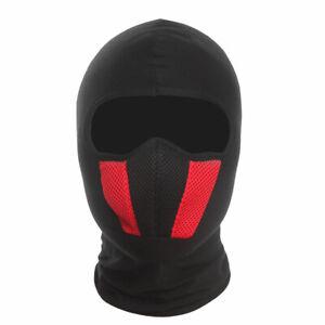 Cold Weather Fleece Balaclava Hood Cycling Motorcycle Ski Windproof Face Mask