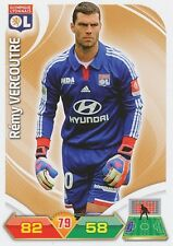 REMY VERCOUTRE LYON OL TRADING CARDS ADRENALYN PANINI FOOT 2013