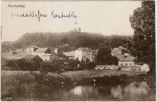 Montmedy bei Verdun Meuse Lothringen Ortsansicht Feldpost Ansichtskarte 1917