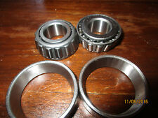 Harley Ironhead Sportster Swingarm Bearing/Races For 1974-80 Models , new