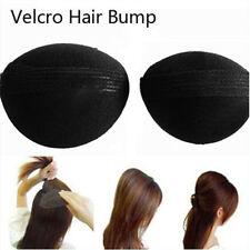 2Pcs Bump It Up Volume Bumpit Hair Princess Styling Tool Base Insert