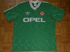 "Ireland 1990/1991 Adidas ""XL"" Home Shirt Jersey Jersey Football Vintage Trikot"