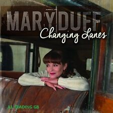 Mary Duff - Changing Lanes CD Order Now  New Irish County CD