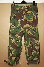 Genuine British Army Gortex Waterproof Combat DPM Trousers Range of sizes