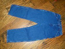 Dickies Work Jeans Relaxed Fit Carpenter Cotton Denim Indigo Blue 1993SNB 42x30