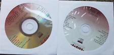 2 CDG KARAOKE LEGENDS DISCS DUETS R&B SOUL POP OLDIES BROADWAY STANDARDS CD+G