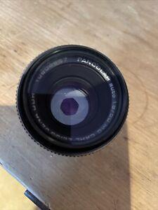 Carl Zeiss Jena DDR Pancolar 50mm f1.8 Lens M42 Mount