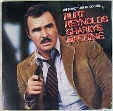 L'Anti-gang 33 tours Burt Reynolds
