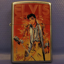 Elvis Presley Zippo Collectiable Lighter Brand New !