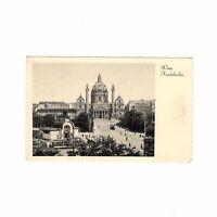 AK Ansichtskarte Wien / Karlskirche