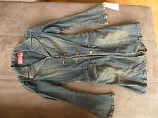 Charmed TV Show Wardrobe Jeans Jacket Phoebe Alyssa Milano worn Garderobe prop