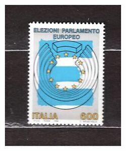 Italie MNH Neuf 1994 Du Parlement Européen 1v s18055